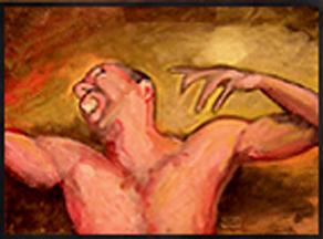 William Eric : Fleeing Sodom and Gomorrah, 2004.
