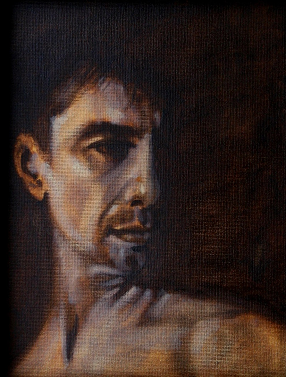 Portrait of Pete #2, 2005