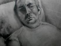Study of David (No 5), 2007
