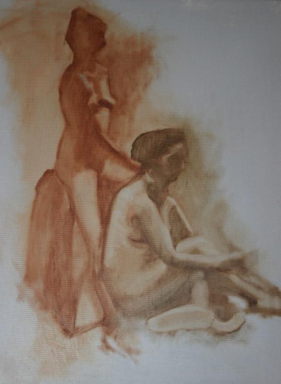 Figure Study, 2007