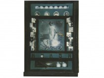 Slot Machine (Ode to Joseph Cornell), 1987