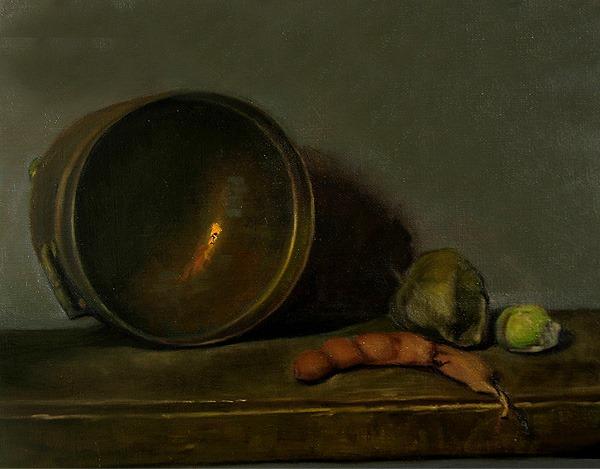 William Eric : Tomateos and tamarind, 2007.
