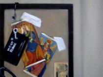 William Eric : Trompe-l'œil, 2007.