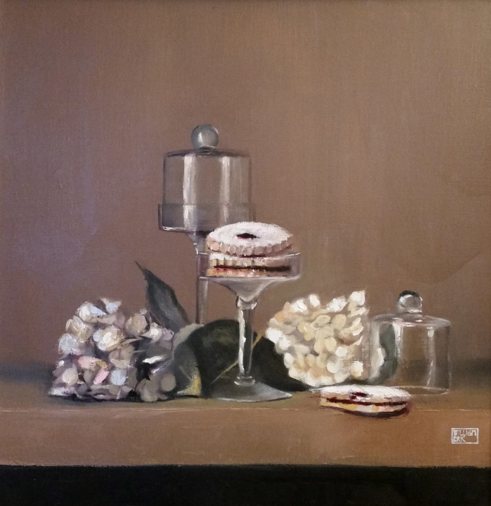 William Eric : Pastries for mom, 2008.